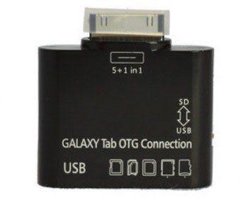 【世明國際】samsung三星 P7510 7310 7300 P6200 6800 USB轉接器 讀卡器