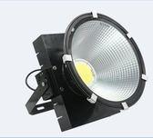 led塔吊燈探照燈100W投射燈戶外防水220V投光燈工地燈球場燈  麻吉鋪