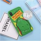 IDEA iPhoneXS X 抱抱龍手機殼 保護殼  軟殼  防摔 玩具總動員 胡迪 巴斯 暴龍 x