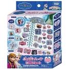 日本迪士尼 冰雪奇緣立體貼紙補充包 DS83407 TAKARA TOMY