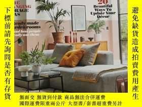 二手書博民逛書店ideal罕見home 室內設計雜誌 2020年5月 英文版Y42402