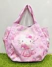 【震撼精品百貨】凱蒂貓_Hello Kitty~日本SANRIO三麗鷗 KITTY 手提包/側背包-玫瑰#13305