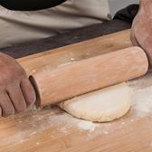 搟面杖 搟面杖滾軸實木餃子皮家用神器大號小號烘焙工具趕桿搟面棍搟面杖