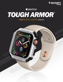 【現貨】SGP SPIGEN Apple Watch Series 4 Tough Armor 空壓防撞保護殼 44mm