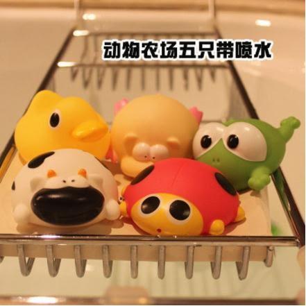 洗澡玩具寶寶撈魚戲水玩具兒童益智玩水洗澡玩具小貓釣魚 貝芙莉女鞋