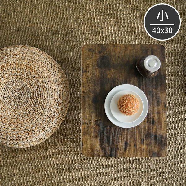 摺疊桌 方形桌 桌 矮桌 和室桌 茶几桌【F0066】日式方形摺疊桌40X30 完美主義