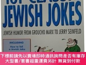 二手書博民逛書店101罕見Classic Jewish JokesY255174 Robert Menchin Mustang