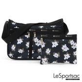 LeSportsac - Standard雙口袋A4大書包-附化妝包 (日日花) 7507P F185