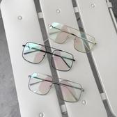 2019新款網紅ins風眼鏡框女大框圓臉鏡架大臉框架眼鏡潮方形