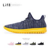 Sport 三代飛魚 透氣飛織布 運動鞋【09869】