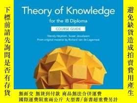 二手書博民逛書店NEW罕見Theory of Knowledge for the IB Diploma Course Guide