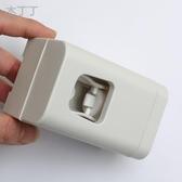 自動擠牙膏器懶人刷牙神器單個裝兒童成人創意擠壓器免打孔牙膏架Mandyc