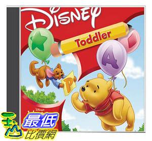 [106美國暢銷兒童軟體] Pooh Toddler w French and Spanish (Jewel Case)