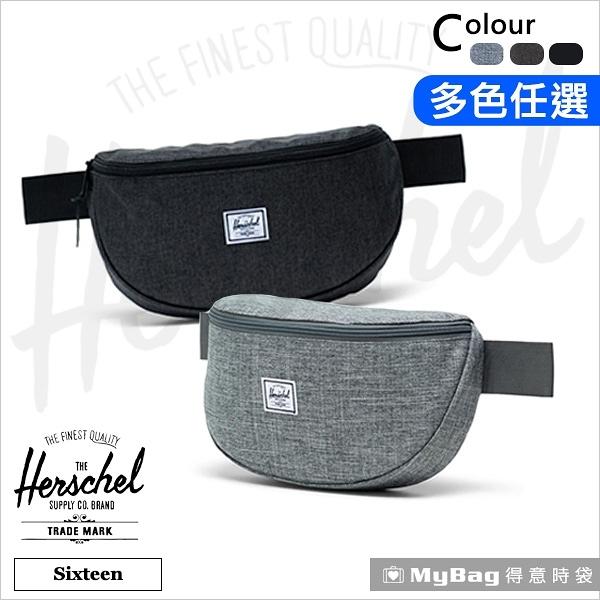 Herschel 腰包 單肩包 側背包 經典織標LOGO Sixteen 得意時袋