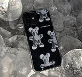 全型號 蘋果手機殼 三星手機殼 iPhone12Pro 11 Max Mini Xr X Xs 7 8 plus 可愛冰塊小熊
