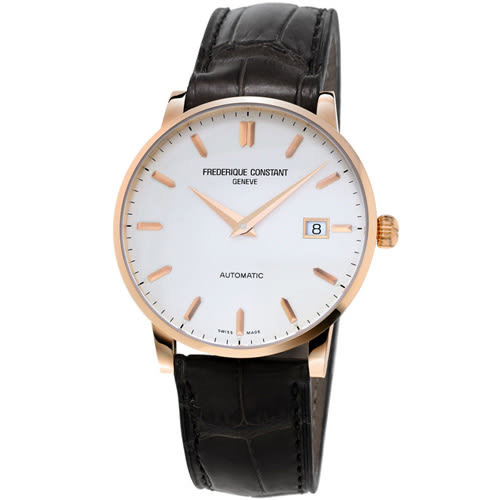 康斯登 CONSTANT  CLASSICS百年經典系列INDEX腕錶    FC-316V5B9