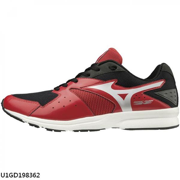 Mizuno Sonic Rush 2 [U1GD198362] 男鞋 運動 休閒 慢跑 馬拉松 路跑 輕量 美津濃 紅