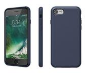 【唐吉】SwitchEasy Numbers iPhone 7 Plus , 耐刮防摔霧面保護套,  午夜藍
