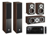 丹麥 DALI Spektor 6+Spektor 1+Spektor Vokal 喇叭+先鋒 Pioneer VSX-LX303 環繞擴大機