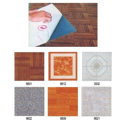 [ 家事達 ] 貼得美 DIY自黏塑膠地磚(30*30*0.12cm/片)* 2.5坪