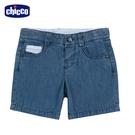 chicco-快樂夏天-薄牛仔短褲