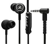 平廣 Marshall MODE 耳道式 耳機  一般版 台灣公司貨保固一年 送袋繞