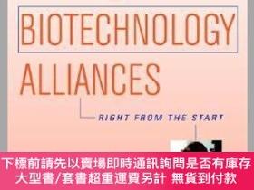二手書博民逛書店預訂Leading罕見Biotechnology Alliances: Right From The Start奇
