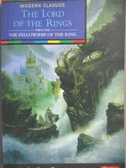【書寶二手書T3/原文小說_ODZ】The fellowship of the ring_by J.R.R. Tolki