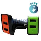 【鼎立資訊 】大力神車充2U3.4A 適用於全系列的智慧型手機 現貨 可店面取貨