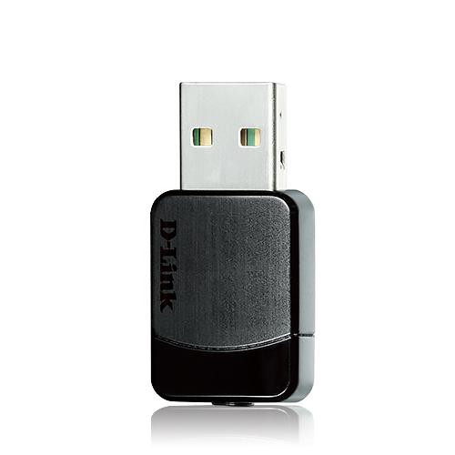 【限時至11/30止】 D-Link 友訊 DWA-171 Wireless AC 雙頻 USB 無線 網卡 網路卡