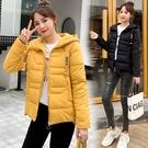學院加厚冬季上衣 學生夾克外套加絨 棉襖棉服女生外套 顯瘦時尚女士外套 羽絨外套韓版外套