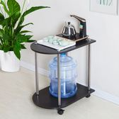 小茶幾簡易邊角桌時尚簡約茶具桌可行動茶水架組裝茶車小桌子igo 享購