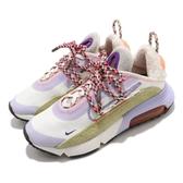 Nike 休閒鞋 Wmns Air Max 2090 紫 白 黃綠 女鞋 氣墊 戶外 登山 民俗風【ACS】 DC2353-153