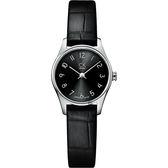 Calvin Klein CK Classic 極簡經典女錶-黑/24mm K4D231CX