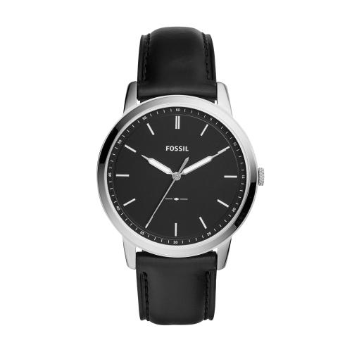 FOSSIL經典美式簡約皮帶腕錶FS5398