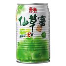 【免運/聯新貨運】泰山仙草蜜330ml(24罐/箱)_ 01