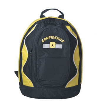 運動 小背包 622 輕鬆簡約後背包-黃色(福利品)
