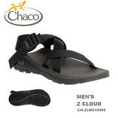 【速捷戶外】美國 Chaco CH-ZLM01H405 運動涼鞋-標準 男款(黑色)  Z/CLOUD ,戶外涼鞋,運動涼鞋,佳扣
