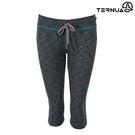 TERNUA 女 Shellstretch七分貼腿褲1231412 / 城市綠洲 (透氣、彈性、快乾、耐磨、攀岩)