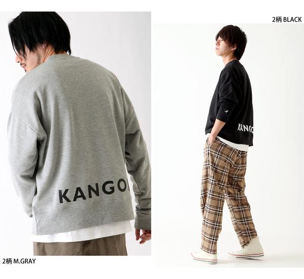 KANGOL運動衫【2柄】