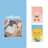 -兩款-萊恩&桃子PVC護照套 出國旅遊 護照保護套 護照夾  Unicorn手機殼