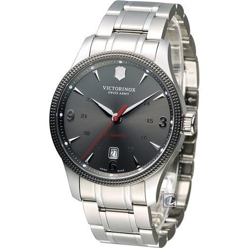 Victorinox 維氏 Alliance聯盟系列械機腕錶 VISA-241714.1