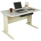 【時尚屋】4尺CD灰色辦公桌Y94-6台灣製/免運費