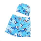 兒童泳褲男童分泳衣褲套裝男孩大中童卡通泳裝小童寶寶游泳裝備 任選一件享八折