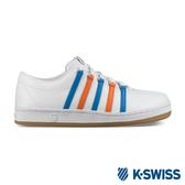 K-SWISS Classic 88 Heritage 時尚運動鞋-女-白/藍/橘
