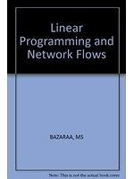 二手書博民逛書店 《Linear Programming and Network Flows》 R2Y ISBN:0471060151