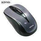 KINYO有線靜音藍光滑鼠LKM-505【愛買】