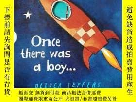 二手書博民逛書店英文原版罕見Once There Was a Boy... Bo