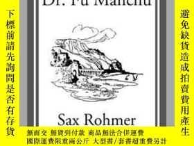 二手書博民逛書店The罕見Insidious Dr. Fu ManchuY410016 Sax Rohmer Start Cl