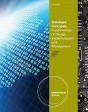 二手書 《Database Principles: Fundamentals of Design, Implementation and Management》 R2Y ISBN:9780538469517